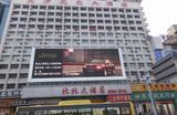 哈尔滨火车站站LED